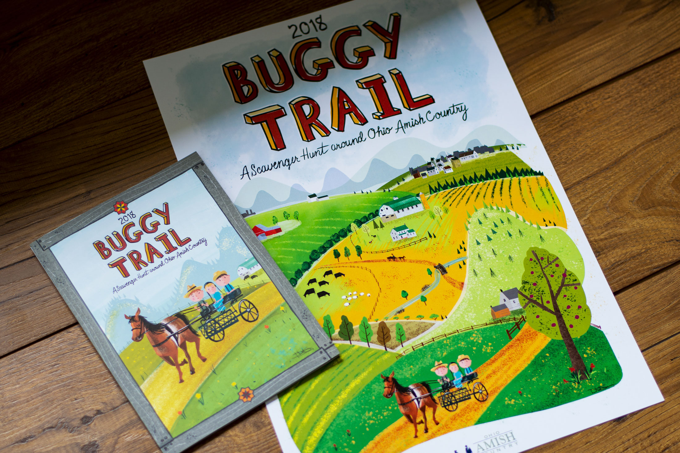 Buggy Trail 2018