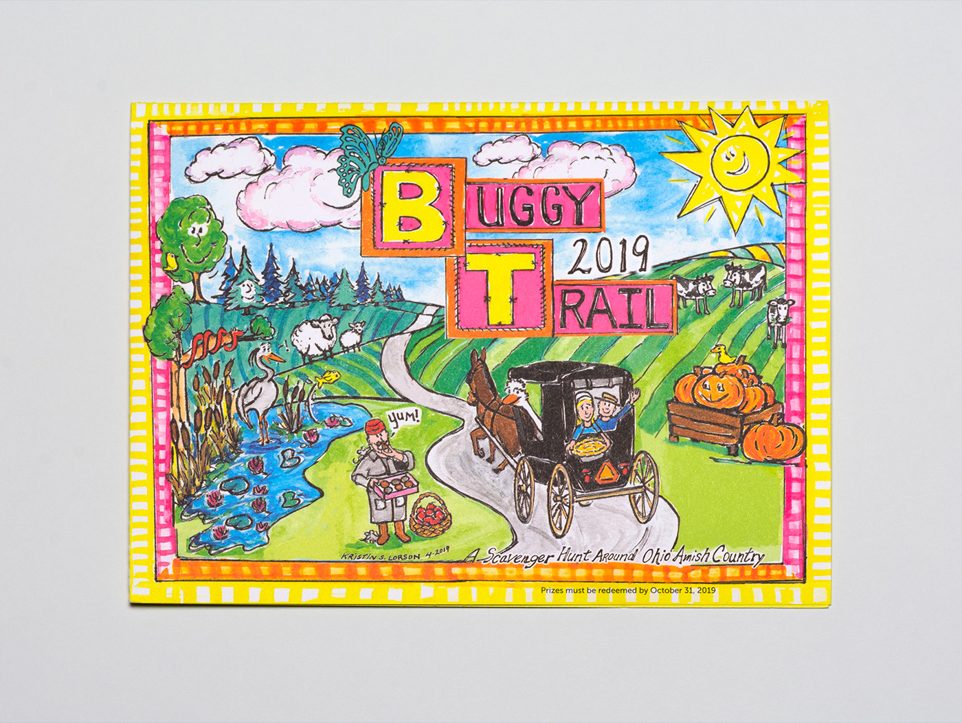 Buggy Trail 2019